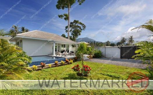 1 bedroom villa close to Maenam