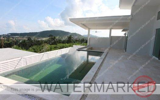 3 bedroom pool villa for sale Bophut Koh Samui