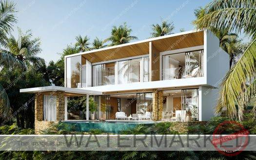 Bayview Estate villas for Sale Koh Samui