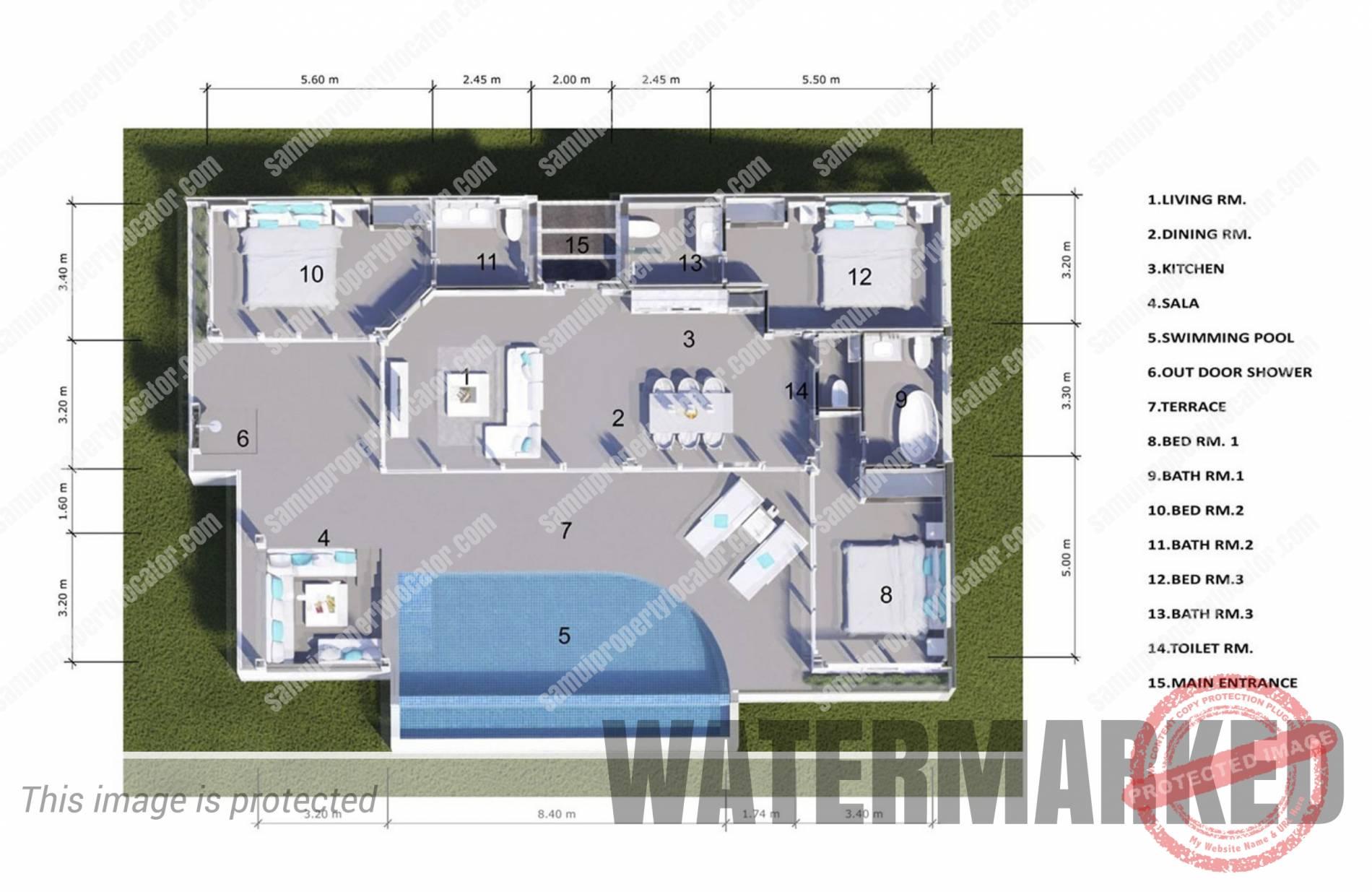 Erawan Villa Design