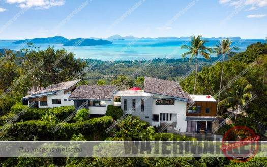 upmarket home for Sale Koh Samui Thailand