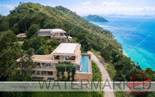 beautiful luxury home - Taling Ngam Koh Samui
