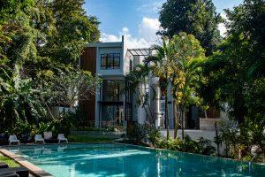 Real Estate on Soi Sunday Forest Hill Koh Samui